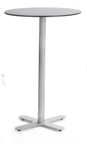 FP SC720 4-poot sta-tafelonderstel, hoogte 107 cm