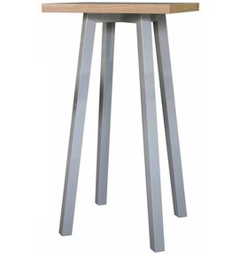 FP SC754 Sta-tafelonderstel, hoogte 107 cm, voet 53x53 cm - Tafelonderstellen 4-poot