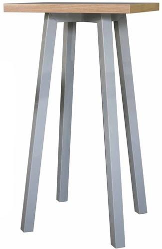 FP SC754 Sta-tafelonderstel, hoogte 107 cm, voet 53x53 cm