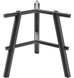 FP SC763-H450 3-poot tafelonderstel, hoogte 45 cm, voet Ø45,2 cm