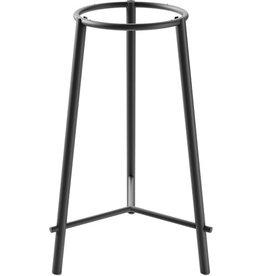 FP SC764 3-poot sta-tafelonderstel, hoogte 107 cm, voet Ø64,9