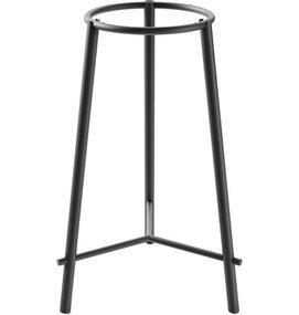 FP SC764 3-poot sta-tafelonderstel, hoogte 107 cm, voet Ø64,9 - Tafelonderstellen 3-teens