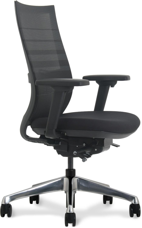 Euro Seats Curve Deluxe Netbespannen Bureaustoel