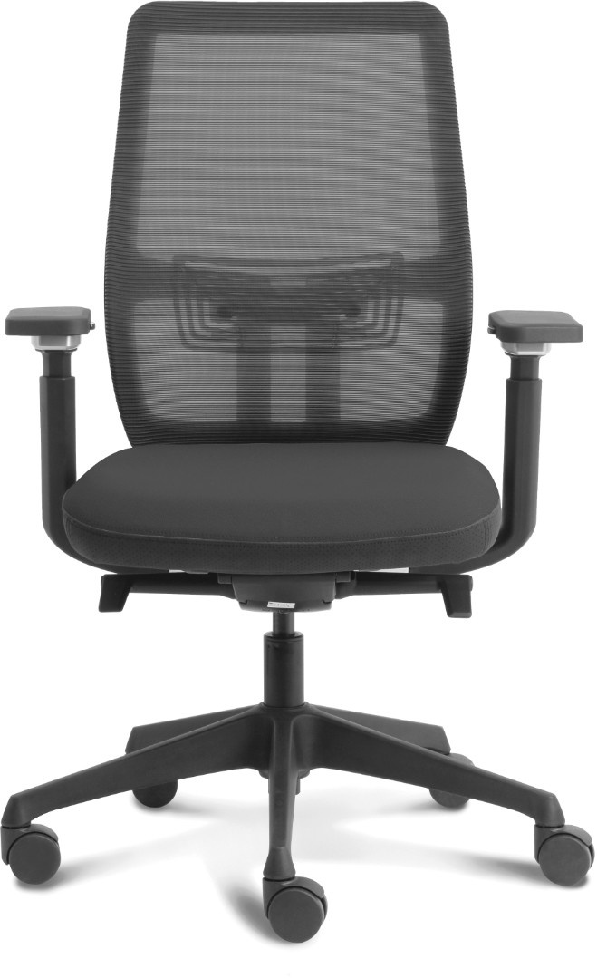 Euro Seats Body Netbespannen Bureaustoel