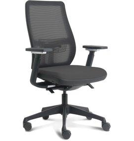 Euro Seats Body Netbespannen Bureaustoel - Euroseats Bureaustoelen