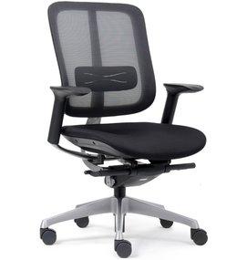 Euro Seats Zoom Netbespannen Bureaustoel - Euroseats Bureaustoelen