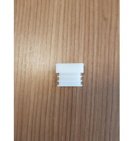 Pedrali Losse pootdop klapstoel Pocket S serie (per set van 4 stuks) - Losse doppen voor zaalstoelen en kerkstoelen