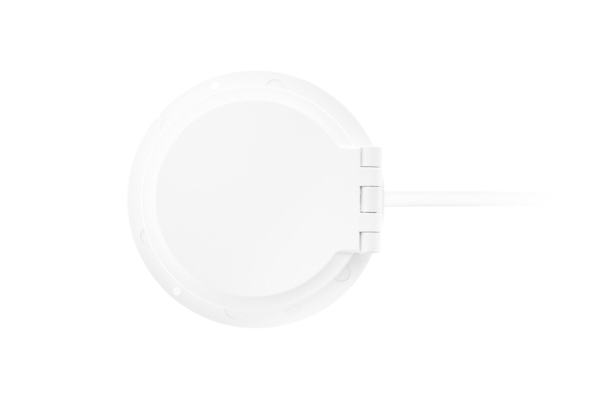 Multi Meubel Spot PLUS Inbouwmodule 1x Stroom 1x kabel doorvoer