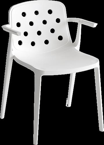 FP Pixel stoel met armleggers