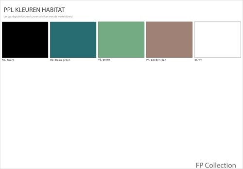FP HABITAT School-/Kantinestoel