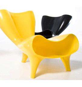 LOFFLER ORGONE Designstoel - Loungestoelen
