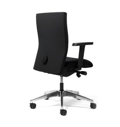 Interstuhl Bureaustoel Seven geheel gestoffeerd - Bureaustoelen voor werkplekken