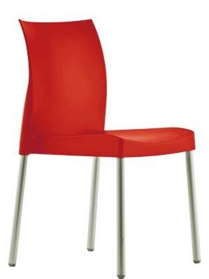 Pedrali ICE stoel zonder Aemleggers