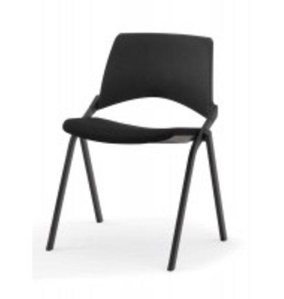 Multi Meubel Kerkstoel model S140 - Kunststof stoelen