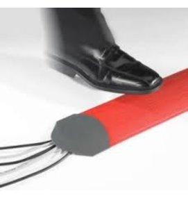 Multi Meubel Rubber vloergoot 150 lang x 9 breed B90 Leverbaar in 4 kleuren - Vloergoten
