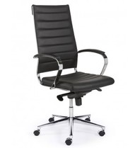 Multi Meubel Directiestoel ROME - hoge rug - Kantoorstoelen