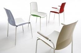 Infiniti Designstoel NOW met armleggers