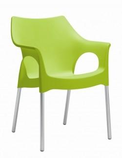 Multi Meubel DOOLLI/ OLA stoel (rood)