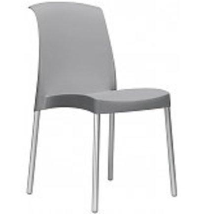Multi Meubel DOOLLI/ OLA stoel (oranje) - Kantinestoelen