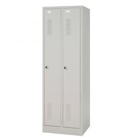 Multi Meubel Kledingkast 2 deuren GRIJS