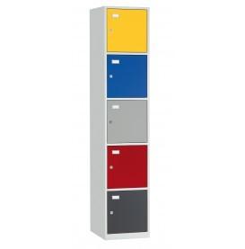 Multi Meubel Helmkast 5 deurs
