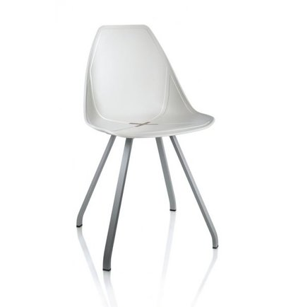 ALMA Design Alma Design X-Stoel 1082 - Designstoelen