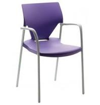 Multi Meubel IOKO stoel MET Armleggers - Zaalstoelen en kerkstoelen kopen