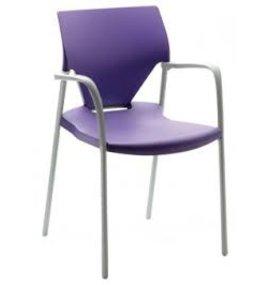 Multi Meubel IOKO stoel MET Armleggers - Zaalstoelen en kerkstoelen