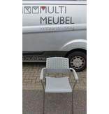 Multi Meubel Kerkzaalstoel A90 Lichtgrijs
