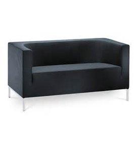 LD Seating KUBIK Tweezitsbank - Wachtkamermeubelen