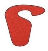Felicerossi Felicerossi Divina Design Stoel H02 Scarlet Red LINKS