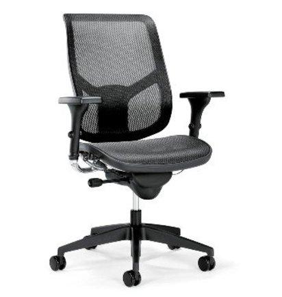 Prosedia by Interstuhl AIRSPACE Bureaustoel 3632 - Bureaustoelen voor werkplekken