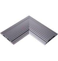 Multi Meubel Koppel hoekstuk Aluminium Vloergoot - Vloergoten kopen