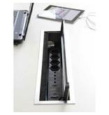 BI-BOX Kabelbox small + powerinlay 1P1D1V1A1H1U