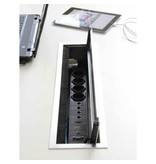 BI-BOX Kabelbox large + powerinlay 4P4D1V1A1H1U