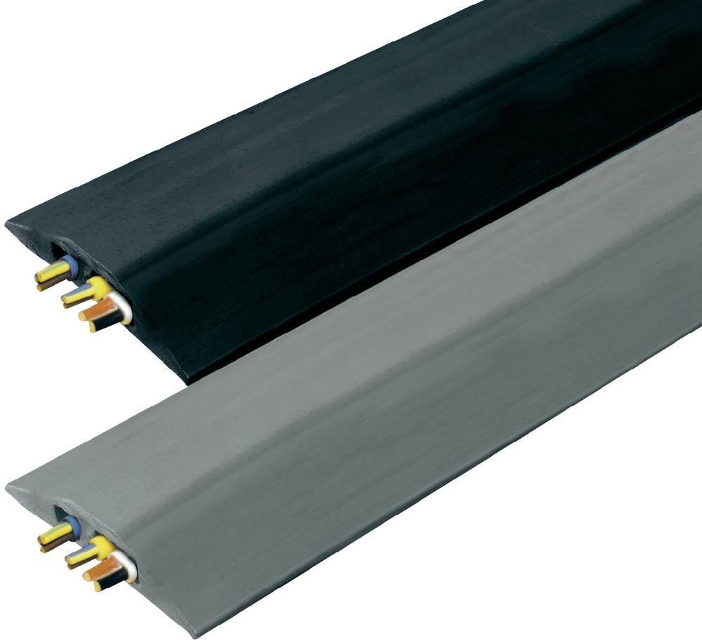 Multi Meubel Vloergoot BNC (l x b x h) 4500 x 108 x 14 mm Zwart of Grijs