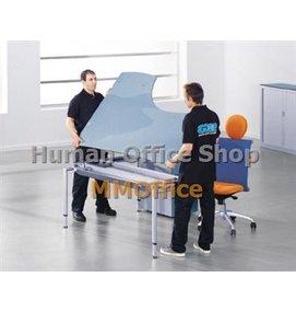 Multi Meubel Inhuizen en montage per bureautafel - 5N bureaus