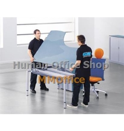 Multi Meubel Inhuizen en montage per bureautafel - Elektrisch verstelbare bureaus