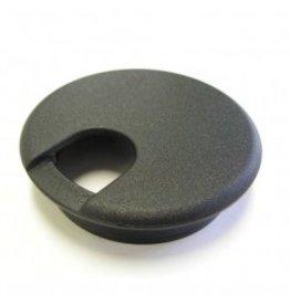 Multi Meubel Kabeldoorvoer kunststof 2 delig Ø 39 mm 423000.044500000. Kunststof kabeldoorvoer met boormaat Ø 39 mm