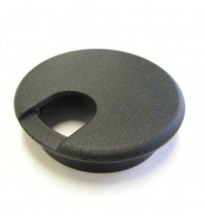 Multi Meubel Kabeldoorvoer kunststof 2 delig Ø 39 mm 423000.044500000. Kunststof kabeldoorvoer met boormaat Ø 39 mm - Kunststof kabeldoorvoerdoppen