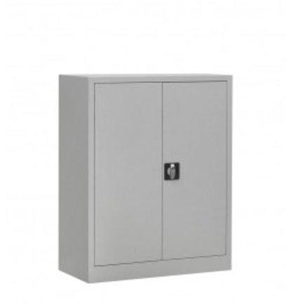 HUISLIJN KANTOOR- DRAAIDEURKAST 100x80x38 cm - Metalen Draaideurkasten