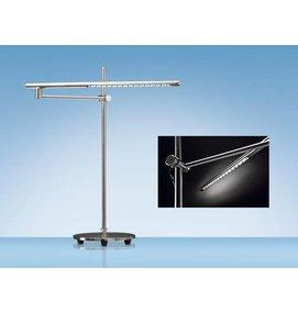 Bureaulamp Hansa ledlamp Max Class roestvrijstaal - Bureaulampen