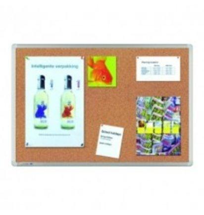 HUISLIJN Universal kurkbord  7-142035 Universal kurkbord - Whiteborden en Prikborden