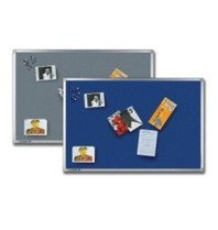 HUISLIJN Professional textielbord 7-140643 Professional grijs textielbord