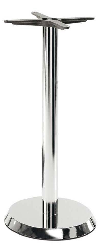 Pedrali Tafelonderstel SC354 Ronde Voet rond 59 cm.  Hoogte 110 cm