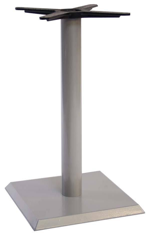 Pedrali Tafelonderstel SC355 Vierkante Voet 42x 42 cm