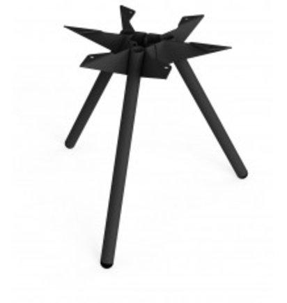 LONC Lonc Tafelonderstel SC503. Hoogte 65 cm - Drieteens Tafelonderstellen