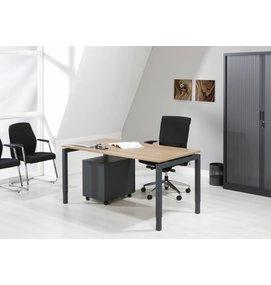 Multi Meubel Bureautafel 5N Afmeting 120x60 cm - 5N bureaus