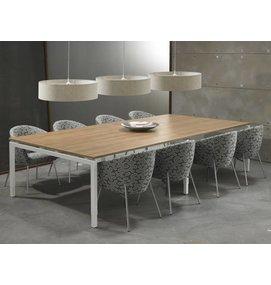 HUISLIJN Huislijn vergadertafel 320x160 cm. Max. 12 personen - Vergadertafels
