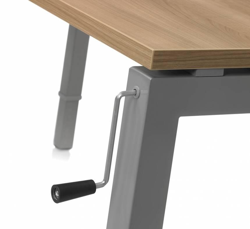 Multi Meubel FLEX-PLUS 180x80 slingertafel